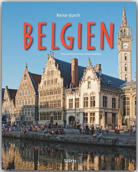 Kostenloser Download Reise durch BELGIEN Epub