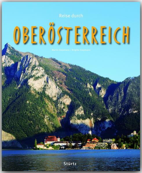 Reise durch OBERÖSTERREICH - Coverbild