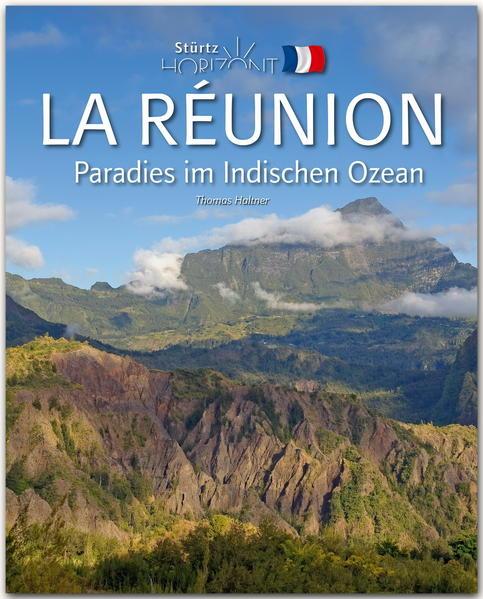 Horizont LA RÉUNION - Paradies im Indischen Ozean - Coverbild