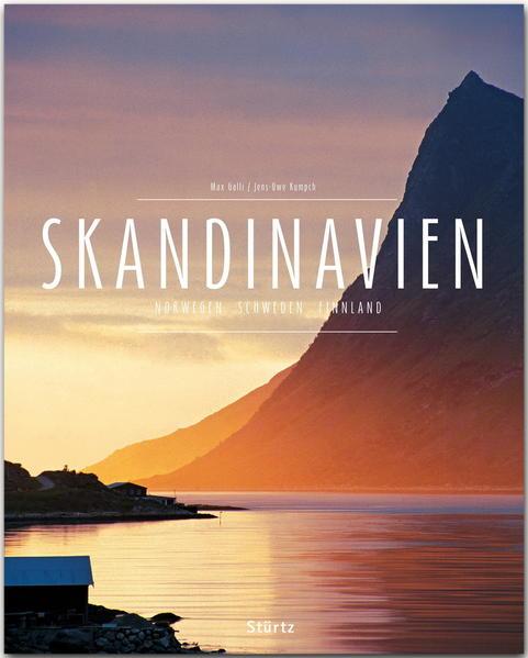 Premium SKANDINAVIEN - Norwegen - Schweden - Finnland - Coverbild