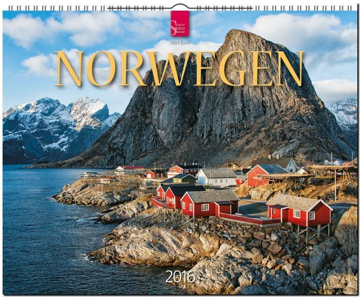 Norwegen 2016 - Coverbild