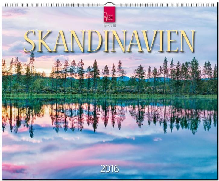 Skandinavien 2016 [Norwegen - Schweden - Finnland] - Coverbild