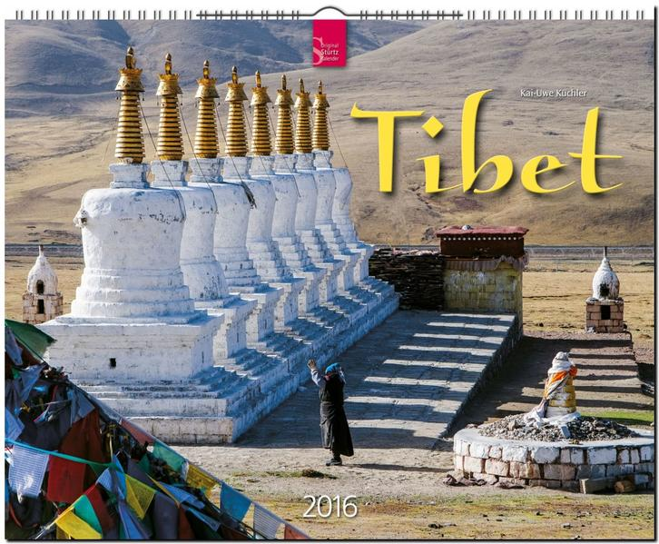 Tibet 2016 - Coverbild