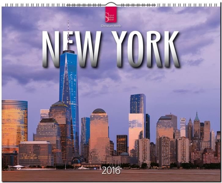 New York 2016 - Coverbild