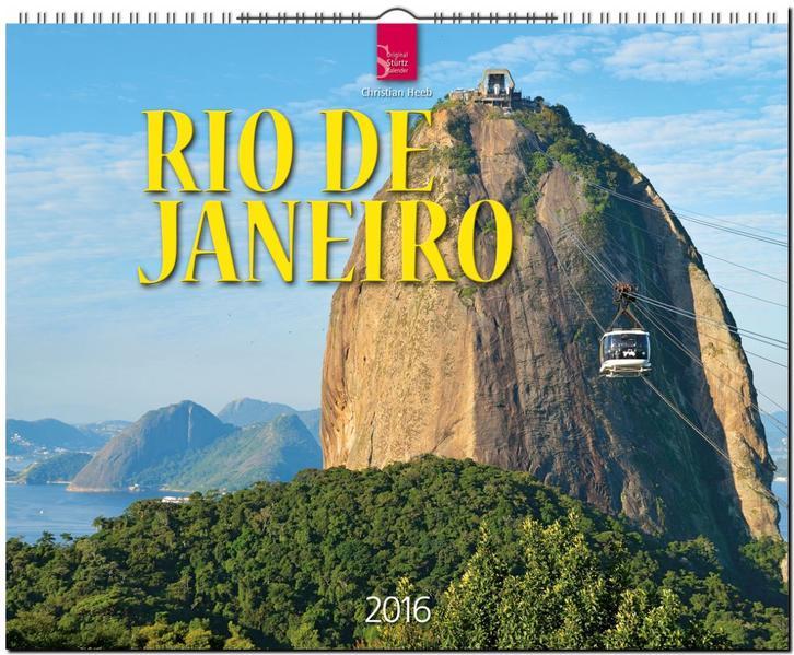 Rio de Janeiro 2016 - Coverbild