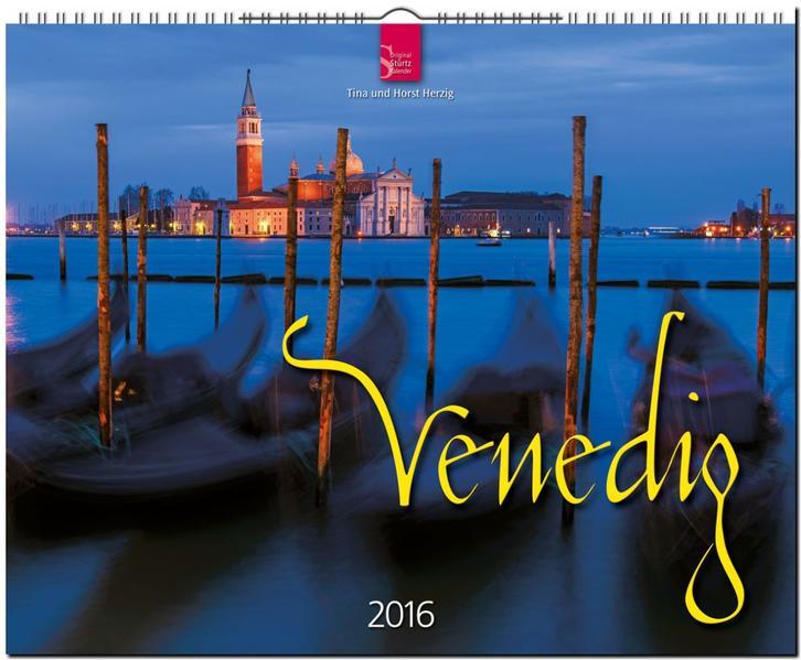 Venedig 2016 - Coverbild