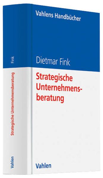 Strategische Unternehmensberatung - Coverbild