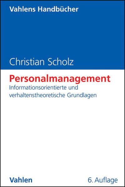 Personalmanagement - Coverbild
