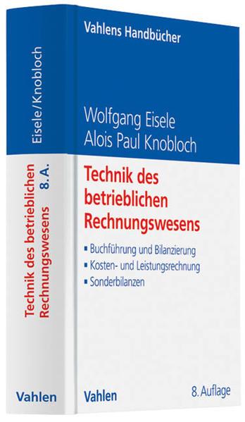 Technik des betrieblichen Rechnungswesens - Coverbild