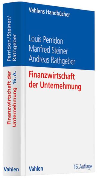Kostenloses Epub-Buch Finanzwirtschaft der Unternehmung
