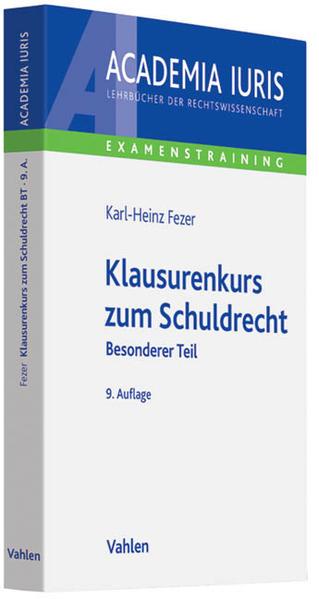 Klausurenkurs zum Schuldrecht PDF Download