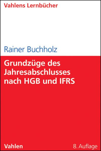 Grundzüge des Jahresabschlusses nach HGB und IFRS - Coverbild