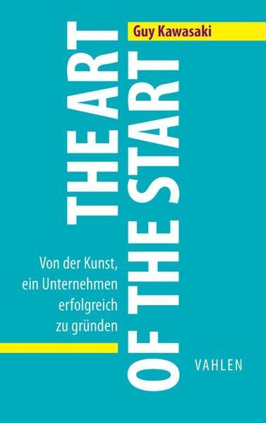 The Art of the Start - Coverbild