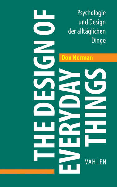 The Design of Everyday Things - Coverbild