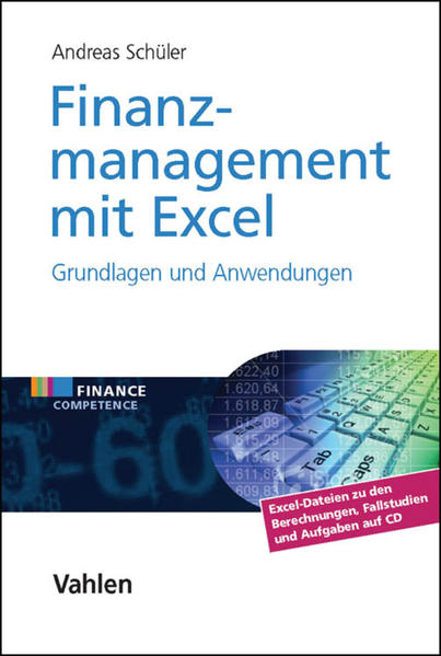 Finanzmanagement mit Excel - Coverbild