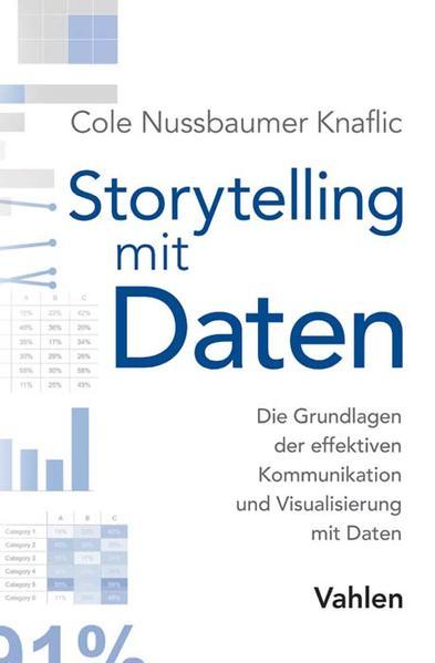 Storytelling mit Daten - Coverbild