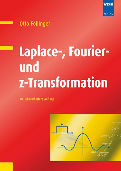 Laplace-, Fourier- und z-Transformation - Coverbild