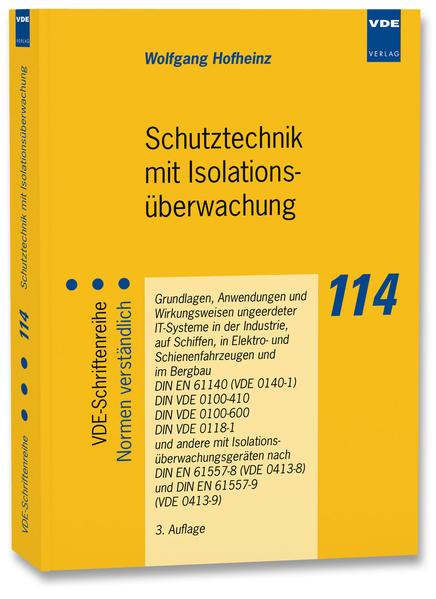 Schutztechnik mit Isolationsüberwachung PDF Herunterladen