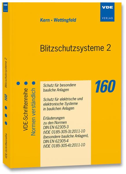 Blitzschutzsysteme 2 - Coverbild
