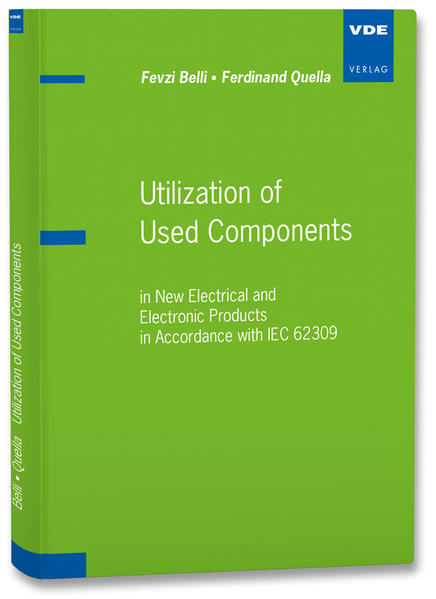 Utilization of Used Components - Coverbild