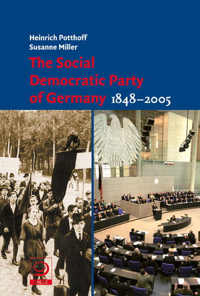 The Social Democratic Party of Germany 1848-2005 - Coverbild
