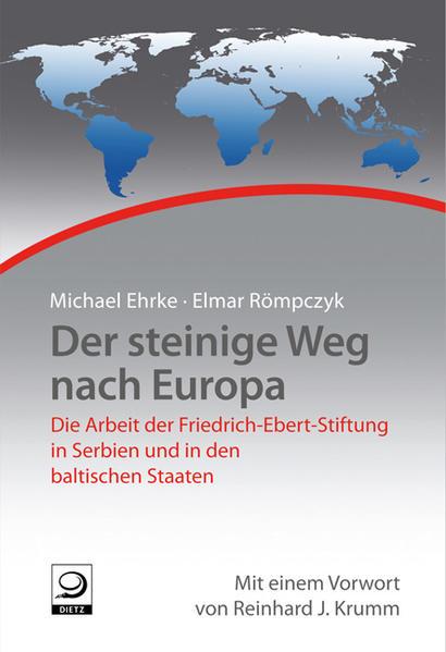 Der steinige Weg nach Europa - Coverbild