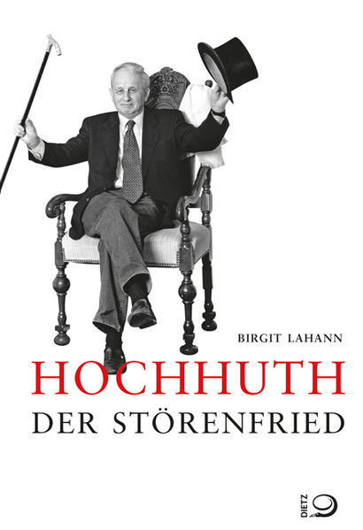 Hochhuth - Der Störenfried - Coverbild