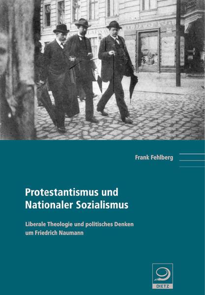 Protestantismus und Nationaler Sozialismus - Coverbild