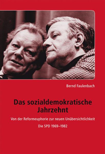 Das sozialdemokratische Jahrzehnt - Coverbild