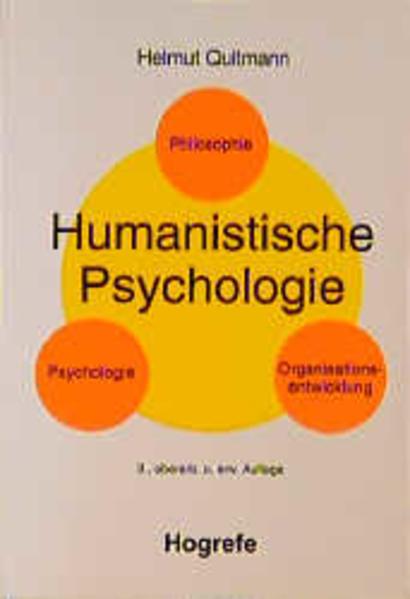 Humanistische Psychologie - Coverbild