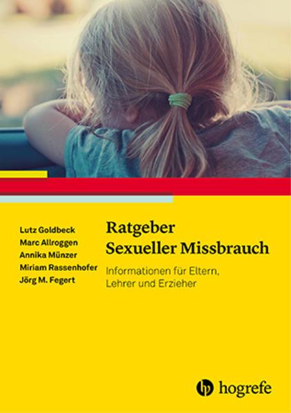 Ratgeber Sexueller Missbrauch - Coverbild