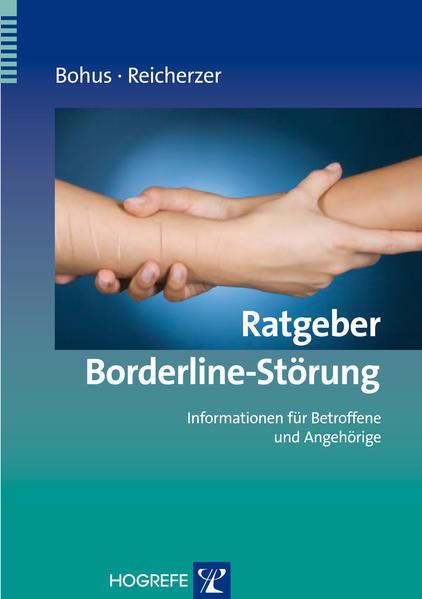 Ratgeber Borderline-Störung - Coverbild