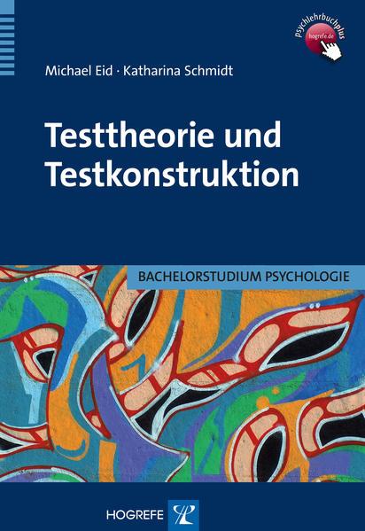 Testtheorie und Testkonstruktion - Coverbild