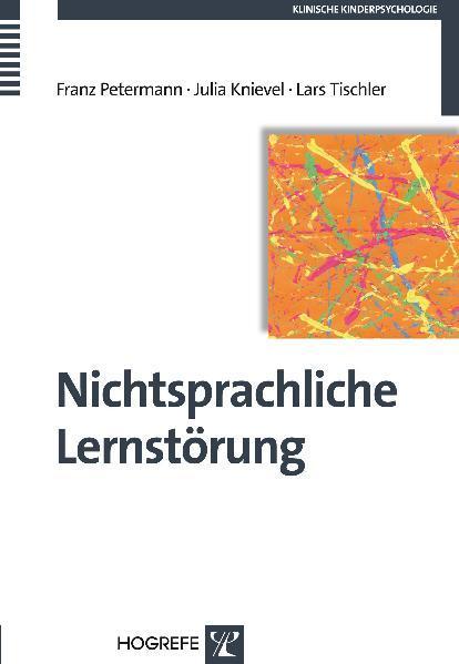 Nichtsprachliche Lernstörung - Coverbild