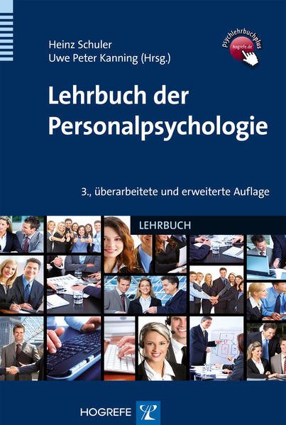 Lehrbuch der Personalpsychologie - Coverbild