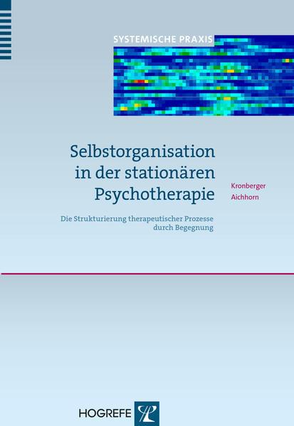 Selbstorganisation in der stationären Psychotherapie - Coverbild