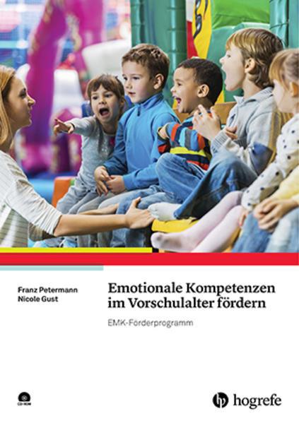 Emotionale Kompetenzen im Vorschulalter fördern - Coverbild