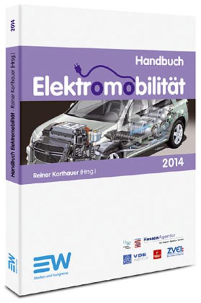 Handbuch Elektromobilität 2014 - Coverbild