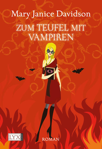 Zum Teufel mit Vampiren - Coverbild