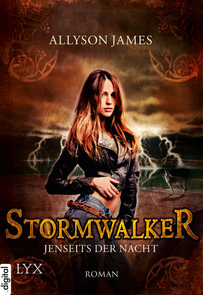 Stormwalker - Coverbild