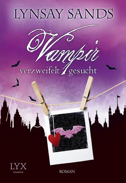 Vampir verzweifelt gesucht  - Coverbild