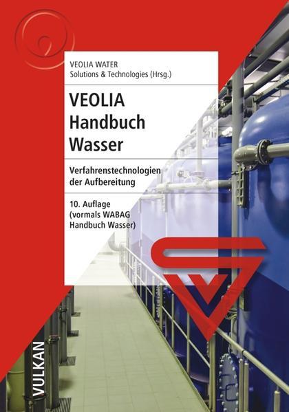 VEOLIA Handbuch Wasser - Coverbild