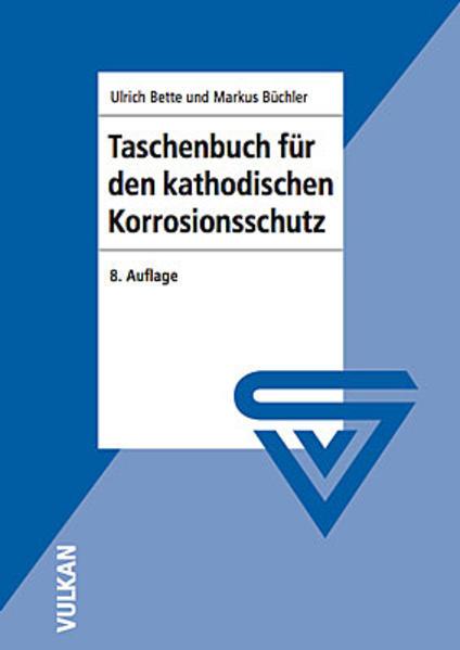 Taschenbuch für den kathodischen Korrosionsschutz - Coverbild