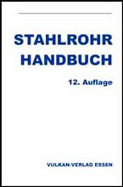 Stahlrohr-Handbuch - Coverbild