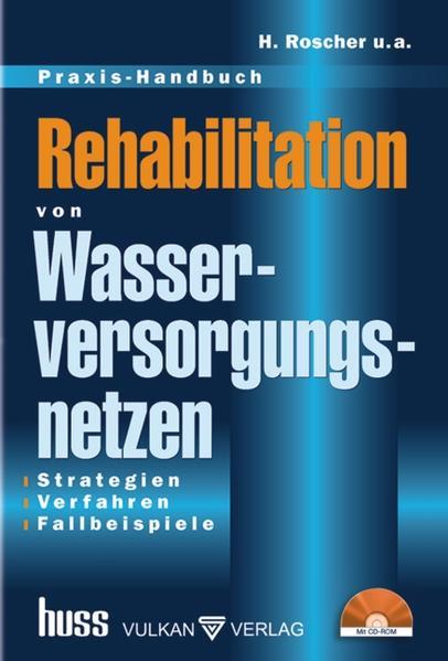 Rehabilitation von Wasserversorgungsnetzen - Coverbild