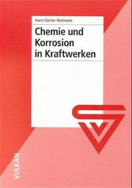 Chemie und Korrosion in Kraftwerken - Coverbild