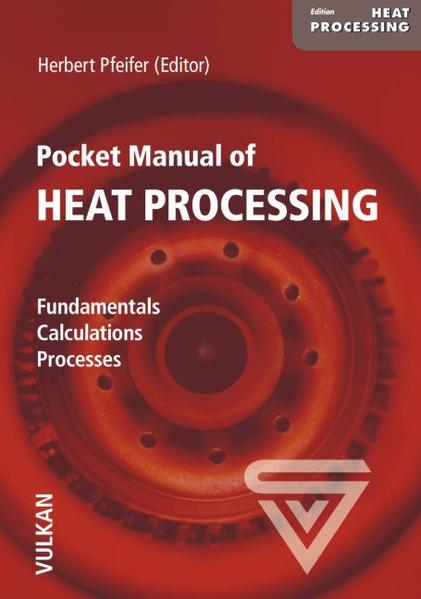 Pocket Manual of Heat Processing - Coverbild