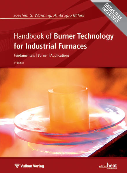 Handbook of Burner Technology for Industrial Furnaces - Coverbild