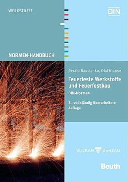 Feuerfeste Werkstoffe und Feuerfestbau - Coverbild