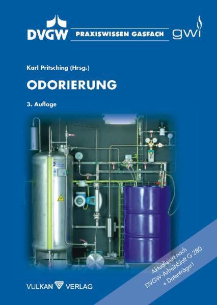 Odorierung - Coverbild